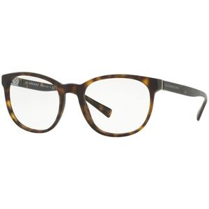 Burberry Eyeglasses Havana w/Demo Lens